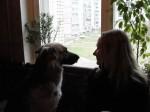 Оля и Лушенька